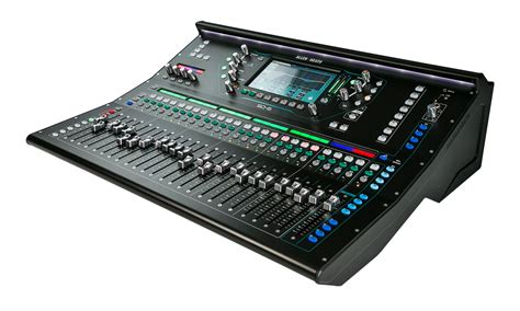 Digital Audio Console by Sq 6 Digital Audio Console By Allen Heath For Rent