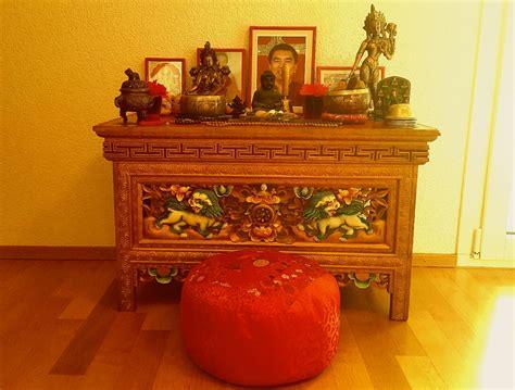Stunning Buddhist Altar Designs For Home Images - Decoration Design ...