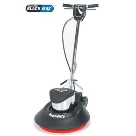 powr flite floor machine powr flite black max b171hd floor machine bylsma hire