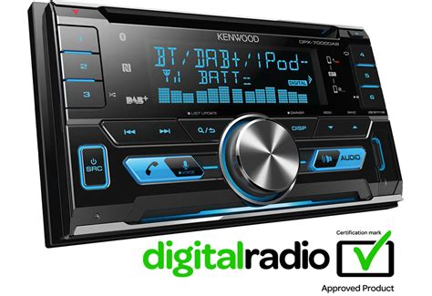 din car stereo dpx dab features kenwood uk