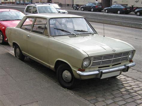 Opel Kadett B by Images