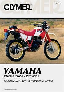 Yamaha Xt 600 Occasion : yamaha xt600 tt600 motorcycle 1983 1989 service repair manual ~ Medecine-chirurgie-esthetiques.com Avis de Voitures