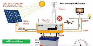 How To Make A Solar Inverter At Home