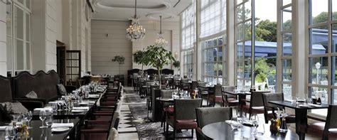ristorante la veranda restaurant bar au trianon palace versailles