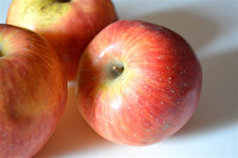 Free picture: red, apple, delicious, fruit, food, diet, macro