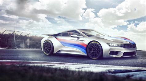 Bmw I8 Coupe 4k Wallpapers by Bmw I8 Concept Electro Wallpaper Hd Car Wallpapers Id