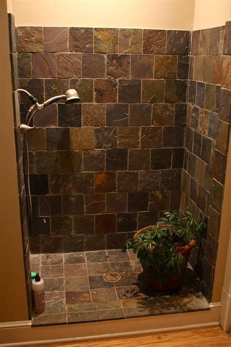 Diy Bathroom Designs by Diy Shower Door Ideas Bathroom With Doorless Shower