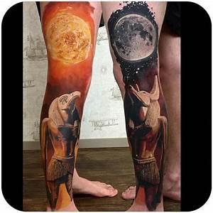 Egyptian Gods Tattoo | Best Tattoo Ideas Gallery