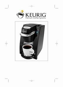 Keurig Mini B30 User U0026 39 S Manual