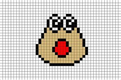 Pixel Pou Pet Virtual Template