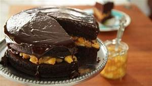 Décorer Un Gateau Au Chocolat : g teau au chocolat et la compote aux bananes ~ Melissatoandfro.com Idées de Décoration