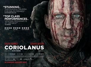 Image result for images coriolanus