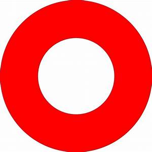Pics For > Red Circle Transparent Png