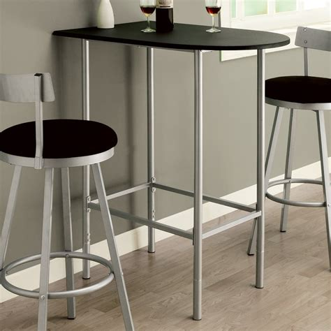 the bar table monarch specialties i 23 spacesaver bar table lowe s canada