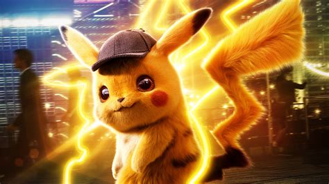 pokemon detective pikachu  hd movies  wallpapers
