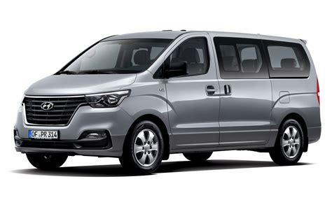 Hyundai H1 Picture by New Design And Convenience Features For Hyundai H 1