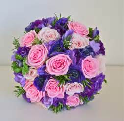 wedding flower bouquets wedding flowers jonquil 39 s pink and purple wedding flowers