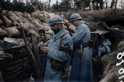 i in color ww1 color photos battlefield forums