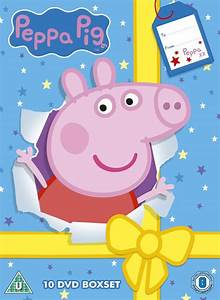 Free Christmas Gift Certificate Peppa Pig Gift Box Dvd Zavvi