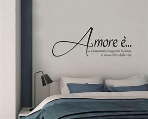 Awesome Adesivi Murali Camera Da Letto Pictures Amazing Design Ideas 2018 wypracowania us