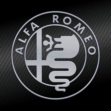 alfa romeo logo redirecting