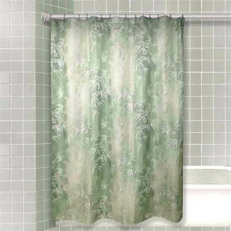 Bamboo Fabric Shower Curtain/ Ricardo ? Curtainshop.com