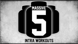 Top 5 Best Intra-workout Supplements 2014 First Half