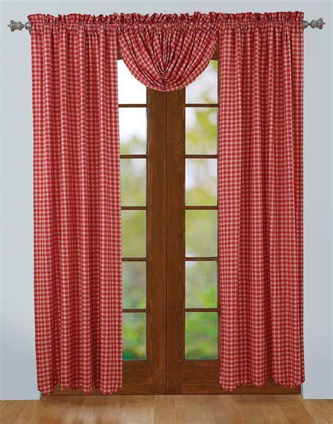 Breckenridge Plaid Curtains   www.bestwindowtreatments.com