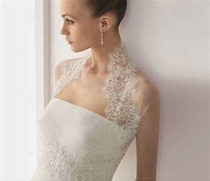 dress of the week rosa clara wedding tops belle the With wedding dress shrug