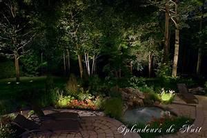 stunning eclairage d un jardin pictures design trends With comment installer un projecteur exterieur 14 installer leclairage exterieur leroy merlin
