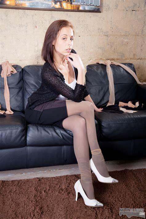 clipspool.com - Crazy nylon fetish with Antonia Sainz (321 ...