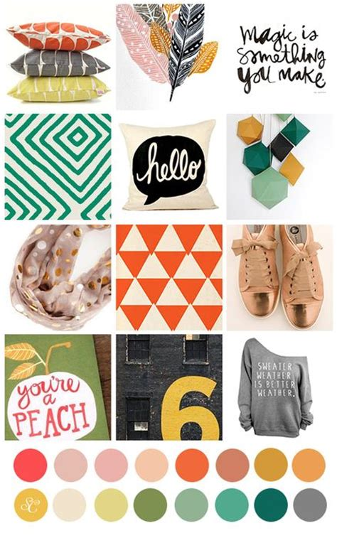 708 best images about trends mood boards on pinterest