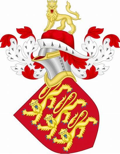 Arms England Coat Royal English Svg Lancaster