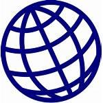 Globe Icon Svg Icons Transparent International Background