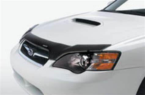subaru hood deflector  turbo part  esag