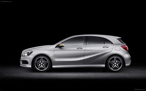 Mercedes A Class Picture by Mercedes A Class 2013 Widescreen Car Pictures