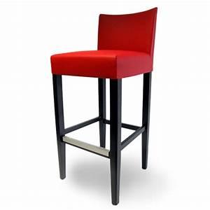 Tabouret Haut En Bois : stool 396 haut tabouret en bois fix hauteur d 39 assise 79 cm avec assise et dossier ~ Teatrodelosmanantiales.com Idées de Décoration