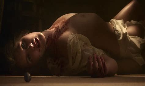 Naked Hollie Doker In Abraham Lincoln Vampire Hunter