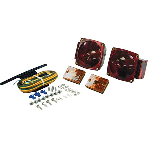 trailer light kits blazer trailer light kit with side markers for