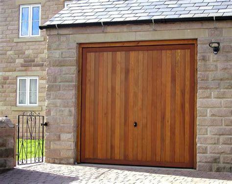 simple maintenance advice   wooden garage door