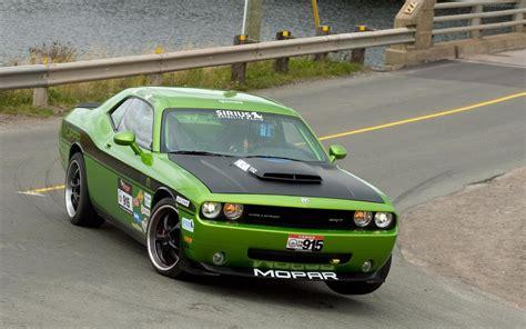 Race Dodge Challenger by Dodge Challenger Targa Race Car Widescreen Car