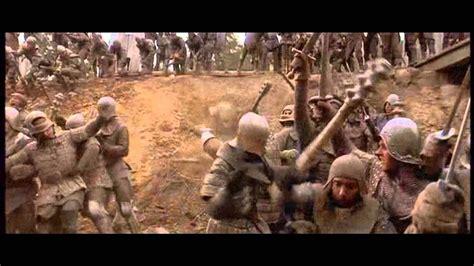 scene  guerra medievale youtube