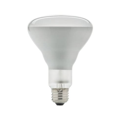globe enersaver halogen floodlight 43w br30 bulbs 3 pk