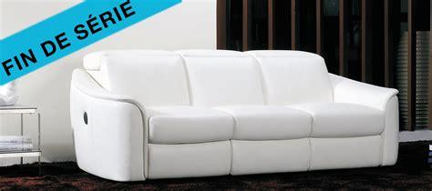 canap relax blanc canapé cuir relax électrique québec