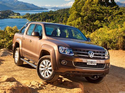 The volkswagen amarok is a pickup truck produced by volkswagen commercial vehicles since 2010. Fotos de Volkswagen Amarok 2010