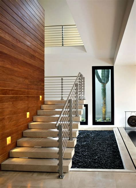 Modern Concrete Stairs  22 Ideas For Interior And