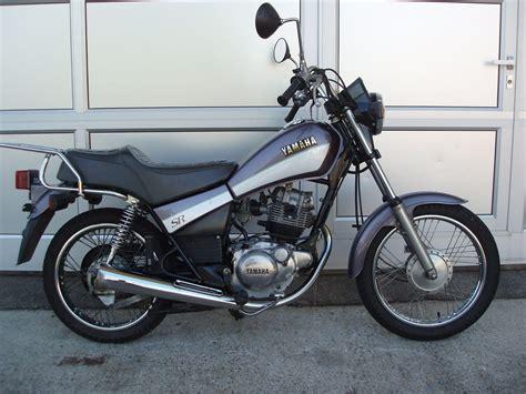 yamaha 125 gebraucht motorrad occasion kaufen yamaha sr 125 se a1 classic chopper moto huber d 228 llikon
