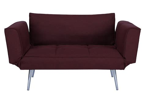 Sleeper Loveseats For Small Spaces by Couches And Loveseats Leather Futon Sofa Bed Sleeper For