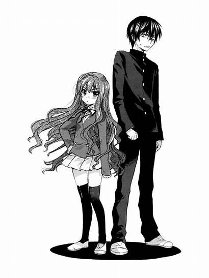 Ryuuji Manga Taiga Transparent Toradora Covers Mine