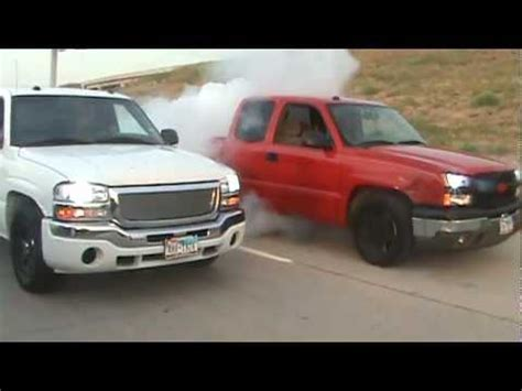 gmc sierra   chevy silverado youtube